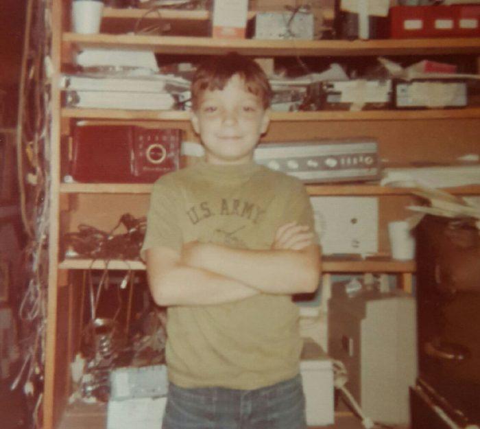 Jamie Shupe as a preteen. (Photo: Jamie Shupe)