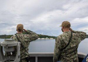 Ship Renders Honors