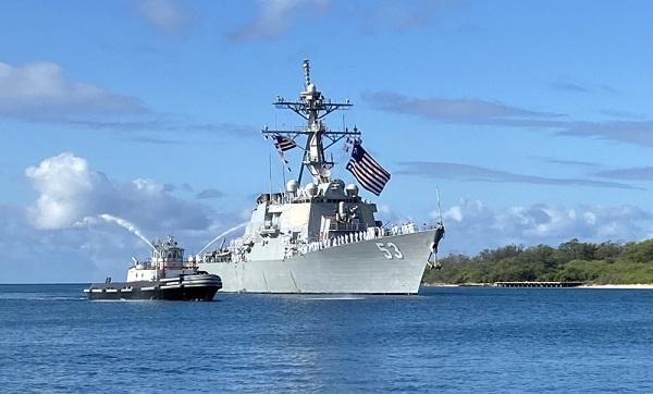 War - USS John Paul Jones