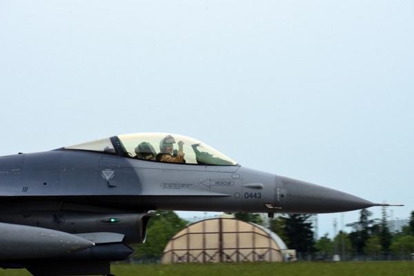 Airmen Return from Afghanistan
