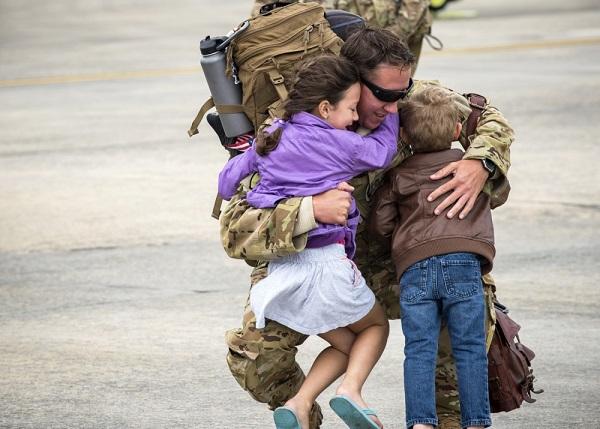 Airmen Come Home