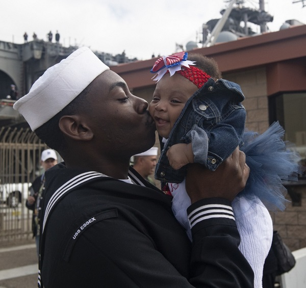 Sailor Meets Daughter