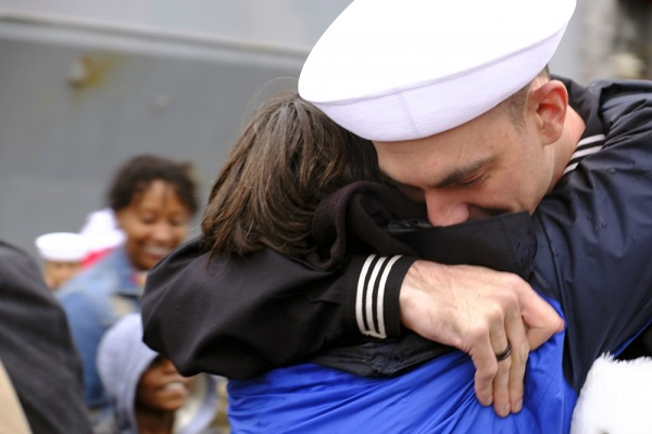 Sailors Come Home
