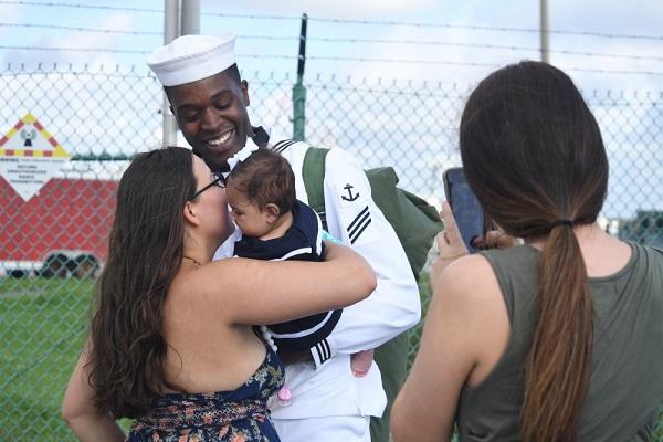 Sailor Home from War