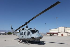 UH-1N Huey Helicopter
