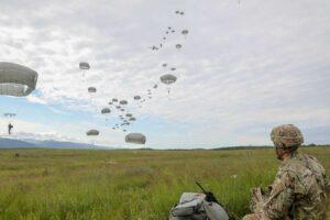 Parachute Jumps