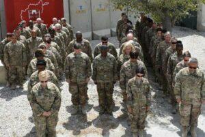 9/11 Tribute in Afghanistan