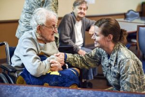 Military Photo of the Day: For Our Vets …