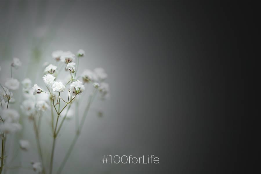 #100forLife Main Image - 900