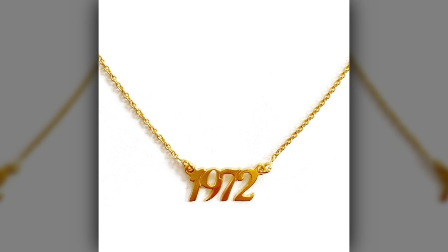 Celebs Started Wearing '1973' Necklaces to Celebrate Abortion — and This Pro-Life Fashion Designer Delivered a Bold Response   The Stream