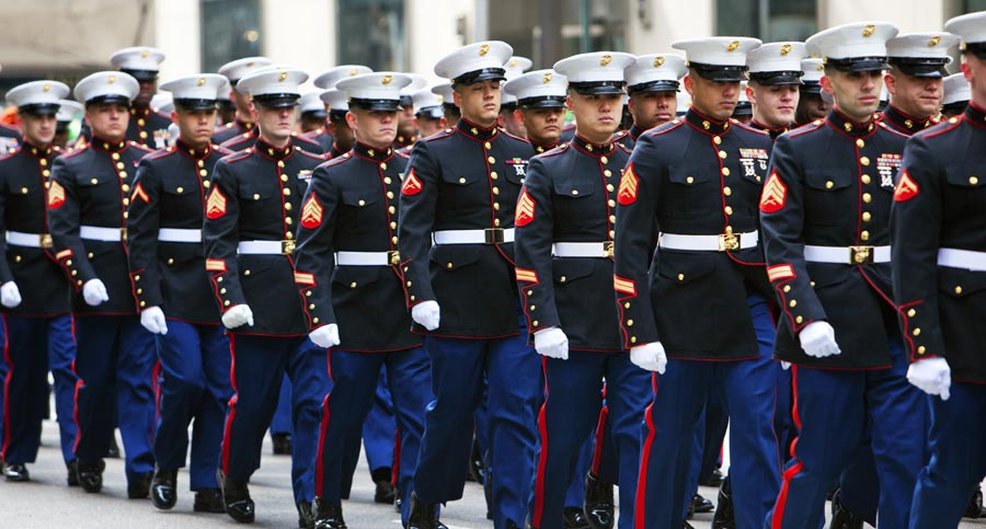 Marine Corps Ends Female Infantry Officer Program Without A Single ...
