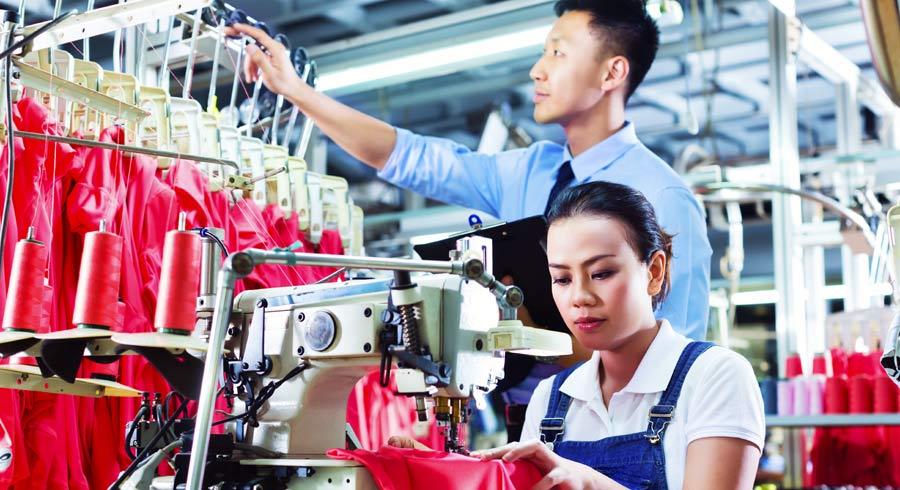 senior project manufacturing garments america vs