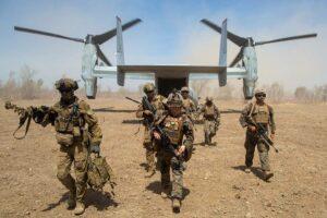 Marines in Australia