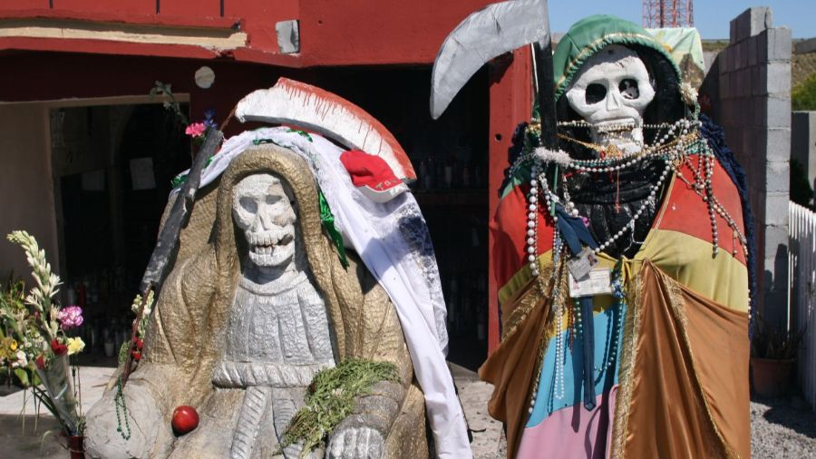 Stop Worshiping 'Spiritually Dangerous' Our Lady of Holy Death