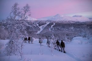 Military Photo of the Day: US and Norwegian Military Recon a Breathtaking Scene