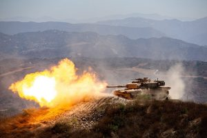 Military Photo of the Day: Tank Gunnery Competition