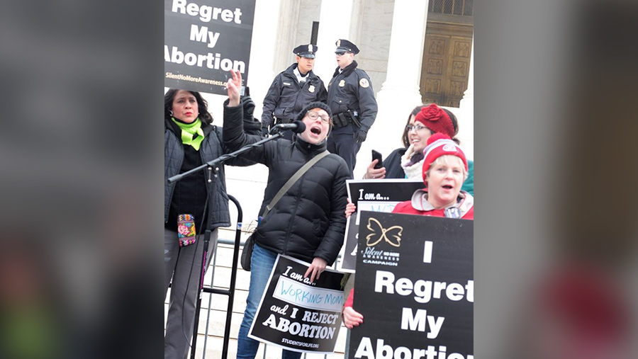 A Place of Peace': How Pro-Lifers Can Help Post-Abortive Women Heal