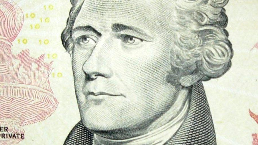 Alexander Hamilton - 900
