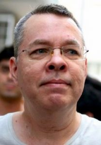 Pastor Andrew Brunson (AP photo)