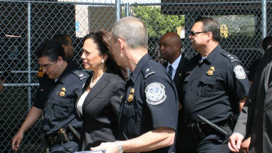 Here S Where California Top Cop Kamala Harris Has Stood On Police Issues In The Past The Stream