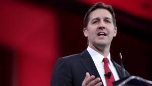 Sen. Ben Sasse speaking at CPAC 2015 in Washington, DC.