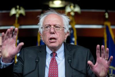 Bernie Sanders - 400