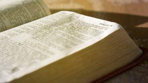 Bible Psalms Open Inspired - 900