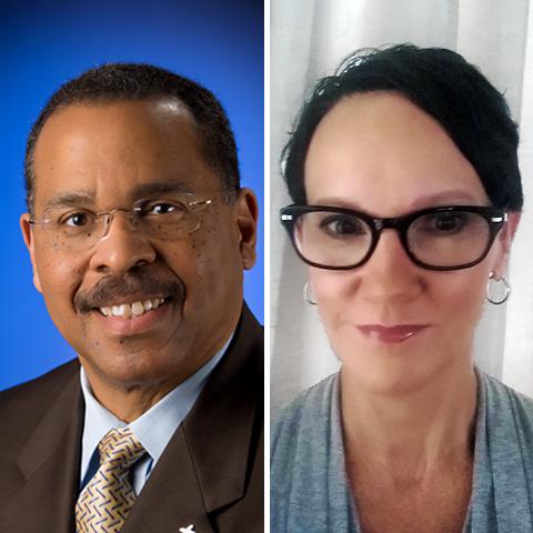 Ken Blackwell & Lori Roman