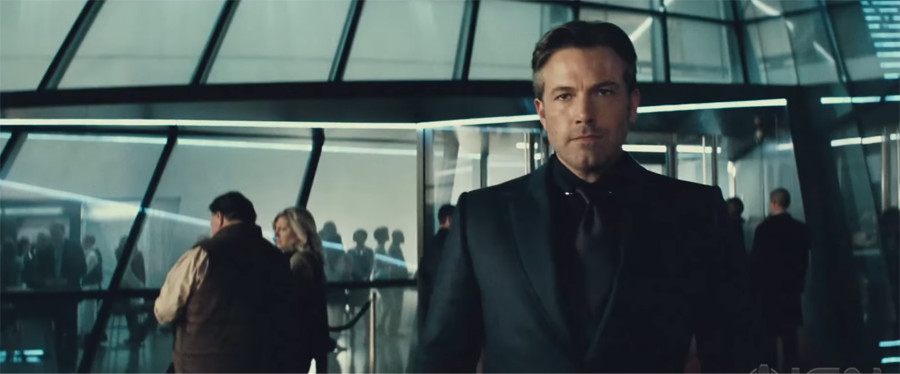 Bruce Wayne Business Man - 900
