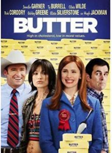 Butter movie poster