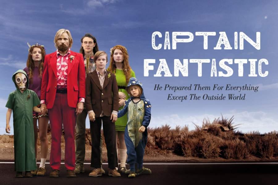 Stream Captain Fantastic