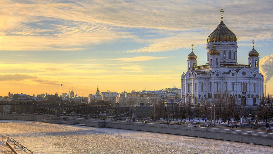 Cathedral of Christ the Saviour New - 900