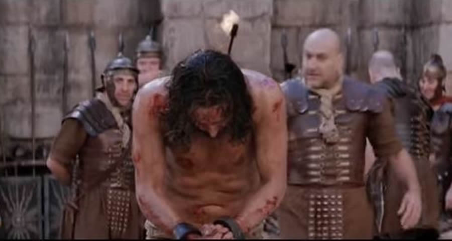 The Passion of the Christ: Bizarre Events That Happened on the Set