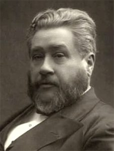English Baptist preacher Charles Spurgeon (1834 - 1892)