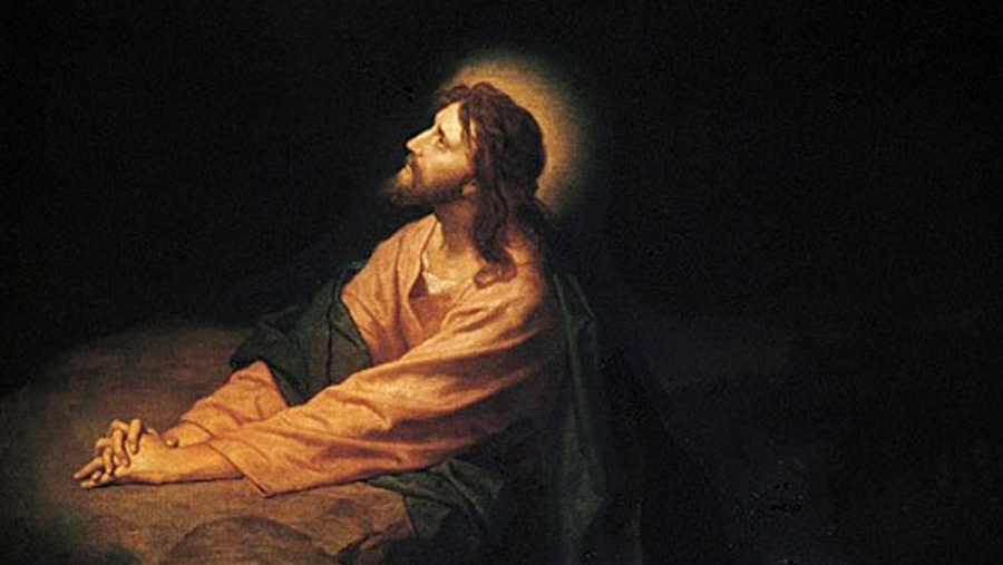 What we cannot even imagine about jesus 39 supernatural suffering in gethsemane the stream Jesus praying in the garden of gethsemane
