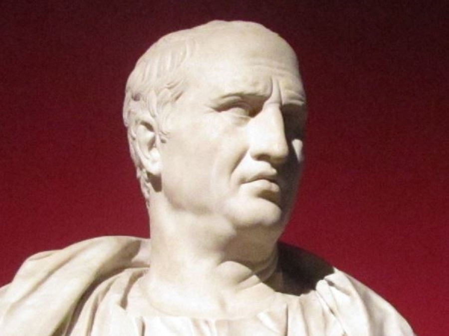 Great Republics, and How They Fall, a la Cicero