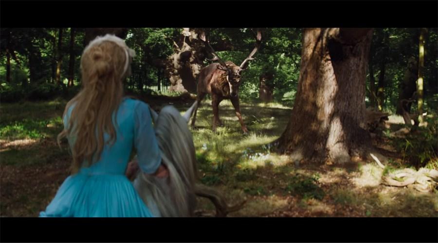 Cinderella Stag Screen Grab YouTube - 900