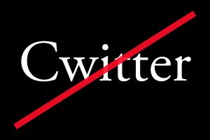 A Conservative 'Twitter'? Too Likely to Be a Conservative 'Cwitter'