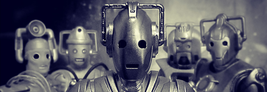 Cybermen Doctor Who Upgraded - 900