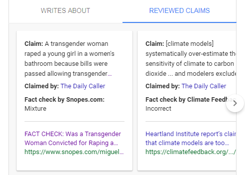 DC Transgender Woman