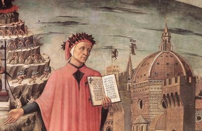 Dante Purgatory and Florence - 400
