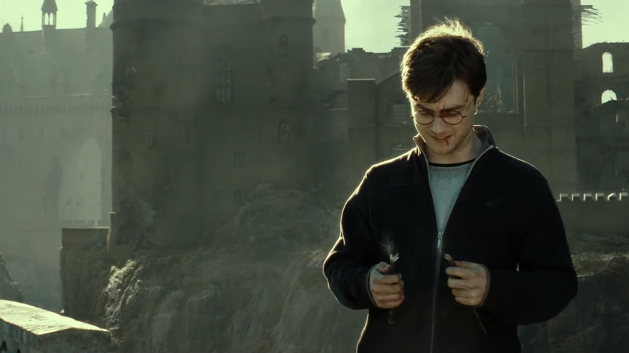 Harry potter was right to destroy the most powerful wand for The most powerful wand in the world