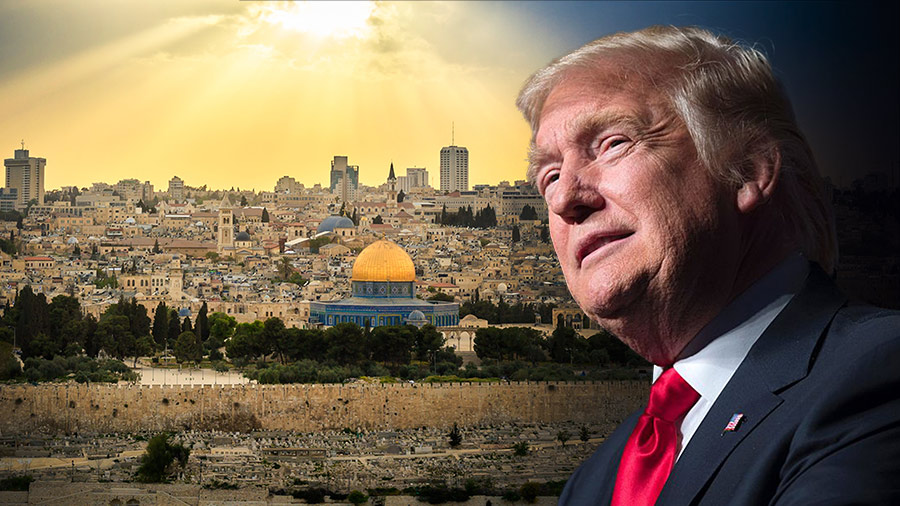 Image result for donald trump jerusalem