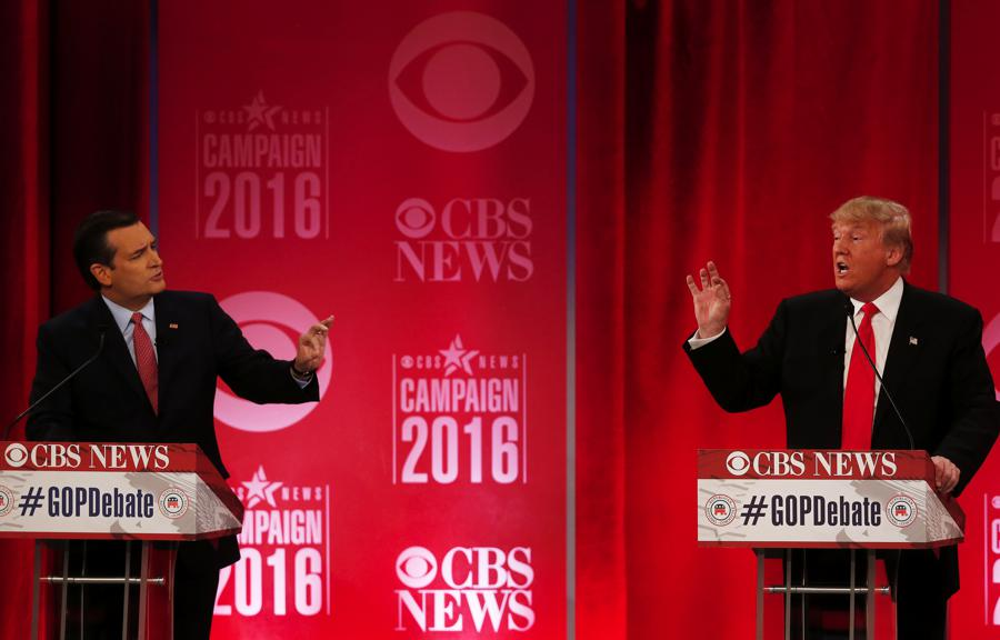 "All in the (Republican) Family"": CBS Holds Rancorous Saturday ..."