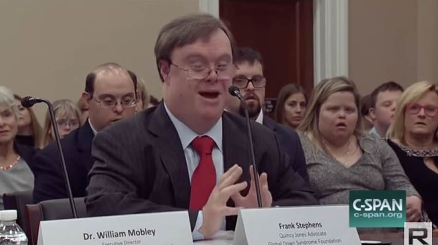 My Life is Worth Living': A Man With Down Syndrome Testifies