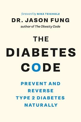 Dr. Jason Fung Book the Diabetes Code - 333