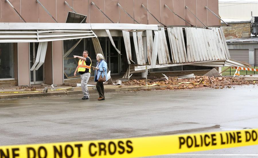 2016 Oklahoma earthquake