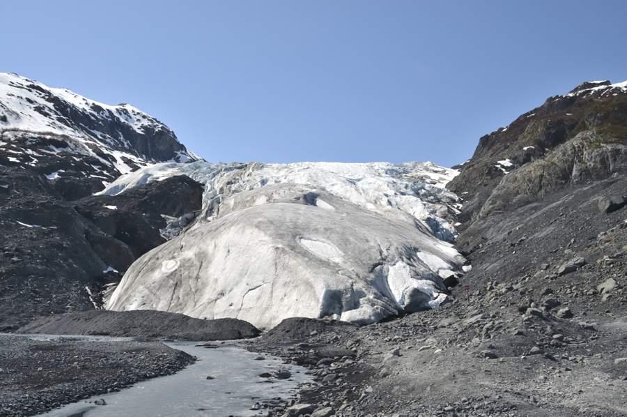 Exit Glacier Melting Global Warming - 900