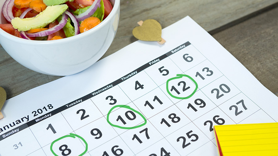 Fasting for Body and Soul, Week Four: Alternating Day and