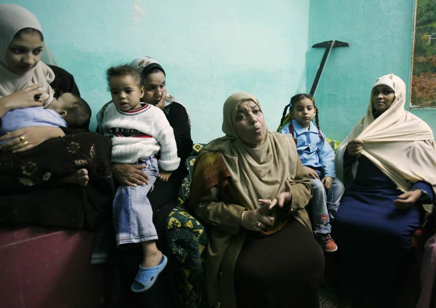 female gentile mutilation in upper egypt